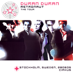 Duran Duran - astronaut The Tour - Stockholm (cover)