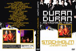 Duran Duran - Astronaut Tour Stockholm (cover)