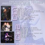 Duran Duran - Astronaut Tour - Trieste (back cover)
