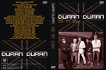 Duran Duran - UK TV 2005 (cover)