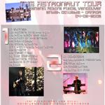 Duran Duran - Astronaut Tour - Vancouver (back cover)