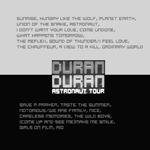 Duran Duran - Verona 2005 (back cover)