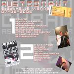 Duran Duran - Vienna 2005 (back cover)