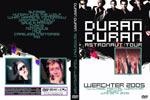 Duran Duran - Astronaut Tour Werchter (cover)