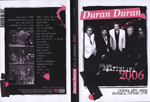 Duran Duran - Live At Bratislava 2006 (cover)