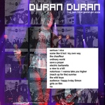 Duran Duran - Chicago 2006 (back cover)