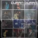 Duran Duran - Greenville 2006 (back cover)