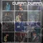 Duran Duran - Greenville 2006 (back cover)