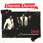 Duran Duran - Livebox Generation Show 2LP (cover)