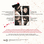 Duran Duran - Livebox Generation Show 2LP (back cover)