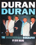 Duran Duran - The Unauthorised Biography (cover)