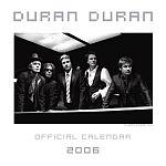 Duran Duran - Calendar 2006 (cover)