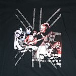 Duran Duran - UK T-shirt (cover)