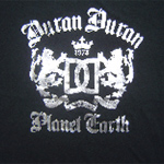 Duran Duran - Planet Earth T-shirt (cover)