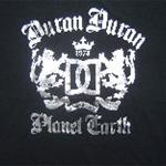 Duran Duran - Planet Earth T-shirt (cover)
