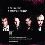 Duran Duran - American Music Awards 2007 (back cover)