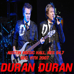 Duran Duran - Austin Music Hall (cover)