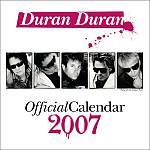 Duran Duran - Calendar 2007 (cover)