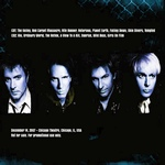 Duran Duran - Chicago 2007 (back cover)