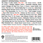 Various - Instant Karma - The Campaign To Save Darfur (back cover)