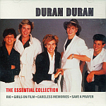 Duran Duran - The Essential Collection (cover)