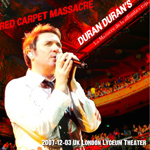 Duran Duran - Lyceum Theatre London (cover)