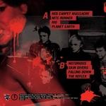 Duran Duran - Live At Lyceum Theatre LP (back cover)