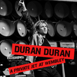 Duran Duran - A Private Jet At Wembley (cover)