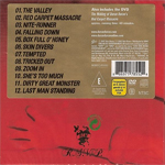 Duran Duran - Red Carpet Massacre (Deluxe version) (back cover)