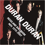 Duran Duran - Roseland Ballroom (2nd Night) (cover)