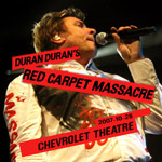 Duran Duran - Chevrolet Theatre Wallingford (cover)