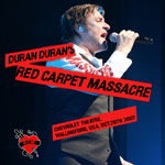 Duran Duran - Chevrolet Theatre Wallingford 2nd (cover)