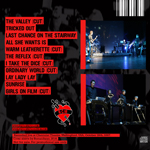 Duran Duran - Chevrolet Theatre Wallingford 2nd (back cover)