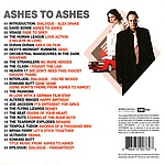 Soundtracks - Ashes To Ashes (back cover)