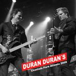Duran Duran - Chastain Park Atlanta 2008 (cover)