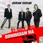 Duran Duran - Birmingham 2008 (cover)