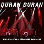 Duran Duran - Agganis Arena Boston    (cover)
