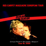 Duran Duran - Cirque Royal Brussels (cover)