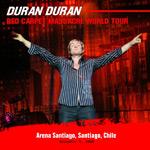 Duran Duran - Arena Santiago (cover)