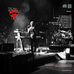 Duran Duran - Merriweather Post Pavilion Columbia 2008 (back cover)