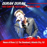 Duran Duran - HOB Atlantic City (cover)