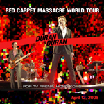 Duran Duran - Pop TV Arena Hong Kong (cover)