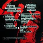 Duran Duran - Red Carpet Massacre In Japan 3LP (back cover)