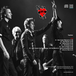 Duran Duran - Nokia Theatre L.A. 2008 (back cover)