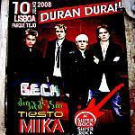 Duran Duran - Live In Lisbon (cover)