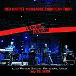 Duran Duran - Luxol Parade Ground (cover)