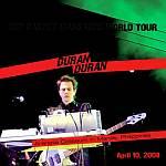 Duran Duran - Araneta Coliseum Manila (cover)