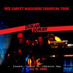 Duran Duran - Palazzo Te Mantova 2008 (cover)