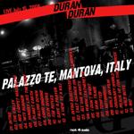 Duran Duran - Palazzo Te Mantova 2008 (back cover)