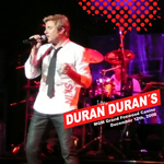 Duran Duran - MG Grand Foxwood Casino (cover)